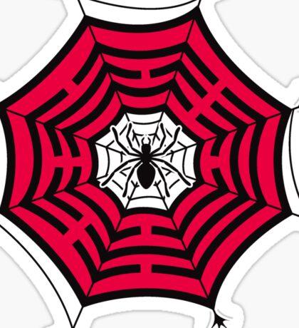 LUCKY WEB Sticker
