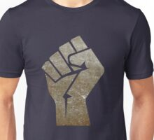Scratched Fist Unisex T-Shirt