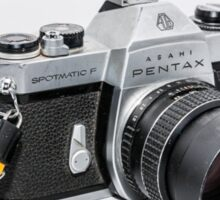 Pentax Spotmatic F Sticker