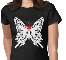 Deadly species Womens Fitted T-Shirt