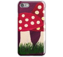 Faerie Shrooms iPhone Case/Skin