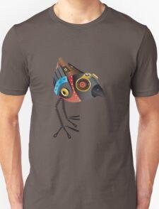 Robot Bird Unisex T-Shirt