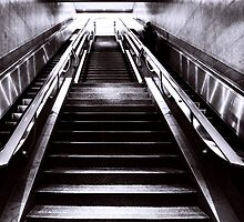 Silver Stairway by Dave Hare