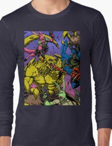Salty Roos vs. Turisas Long Sleeve T-Shirt
