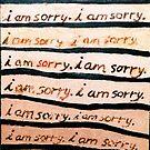 I am sorry by Saren Dobkins