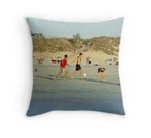 Broome - Cable Beach Throw Pillow