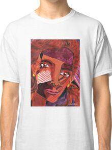 'Portrait of a Woman' Classic T-Shirt