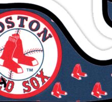 Vineyard Vines Boston Red Sox Sticker