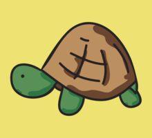 turtle One Piece - Short Sleeve