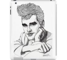 This Charming Man iPad Case/Skin