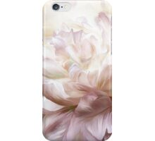 Mauve Peony iPhone Case/Skin