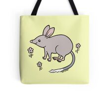Pretty Bilby with Flowers Tote Bag