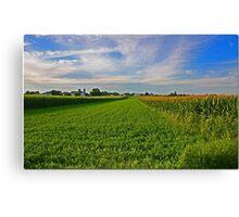 Lancaster County Landscape Canvas Print