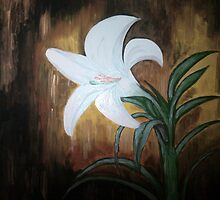 Lonely Lily by Corinne Watson
