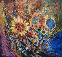 The Sunflower by Elena Kotliarker