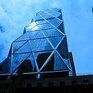 New York, skyscaper by Ali Brown