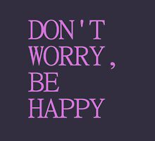 Don't Worry, Be Happy Pullover