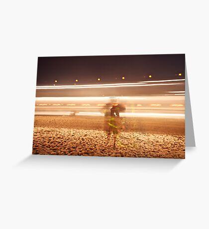 Mediterranea - Shared & Divided Greeting Card