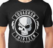 SQUADRON 13 INSIGNIA Unisex T-Shirt