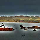 Fleetwood Wrecks . by Lilian Marshall