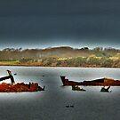 Fleetwood Wrecks . by Lilian Marshall