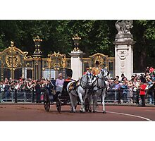 The Queen & Prince Philip Photographic Print