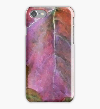 Autumn Moods 6 iPhone Case/Skin