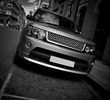 Range Rover by Mike Kay