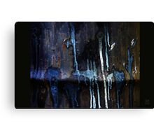 barrelled Canvas Print