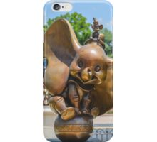 Did you ever see an elephant fly? iPhone Case/Skin