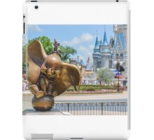 Did you ever see an elephant fly? iPad Case/Skin