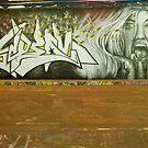 street art @1 by Amagoia  Akarregi
