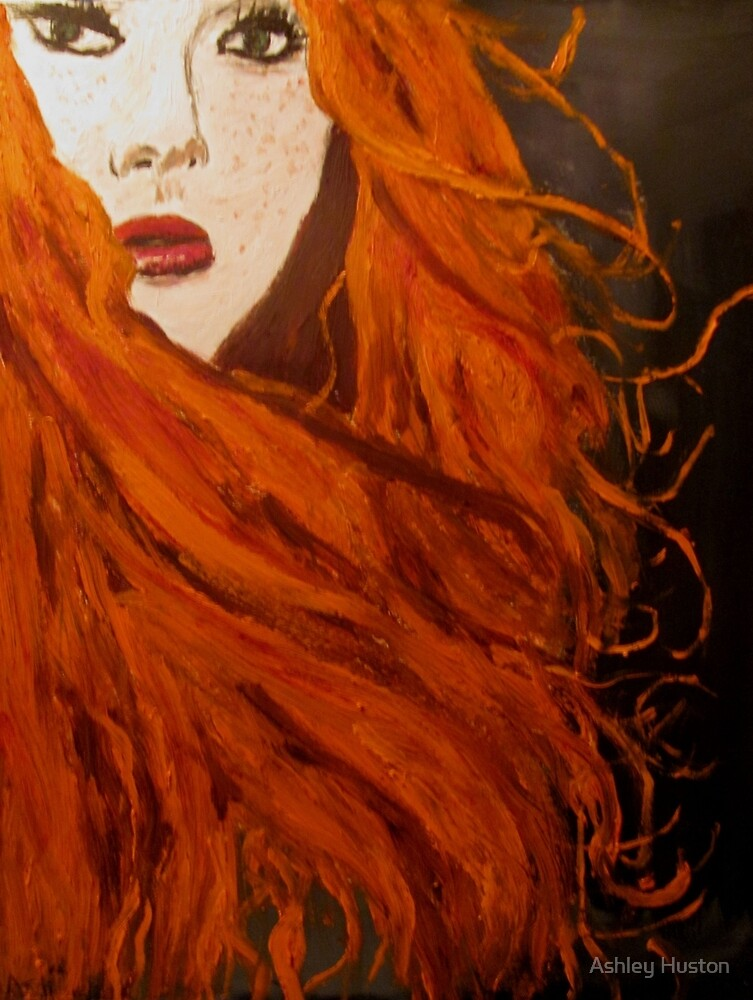 Flames & Freckles by Ashley Huston