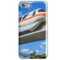 Monorail Orange iPhone Case/Skin