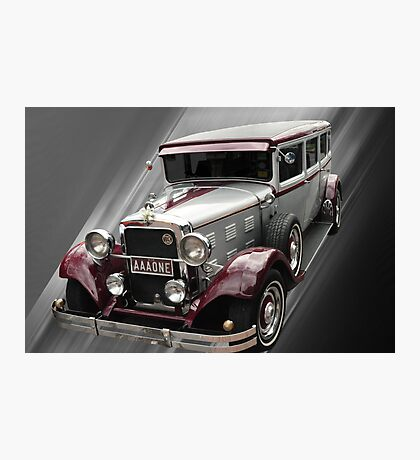 Dodge Limo Photographic Print