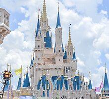 Cinderella Castle by seira77