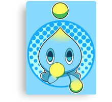 Neutral Chao Child Canvas Print