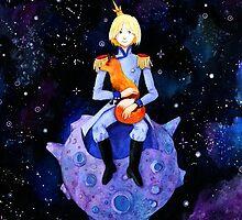 The Little Prince by ArtSandra