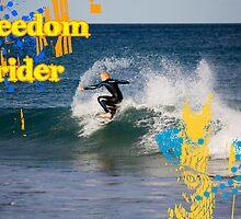 Freedom Rider by reflector