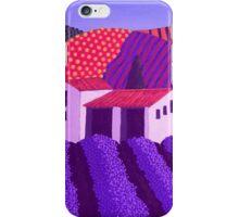 Lavender's er...........Mauve iPhone Case/Skin