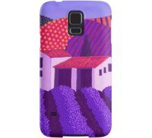Lavender's er...........Mauve Samsung Galaxy Case/Skin