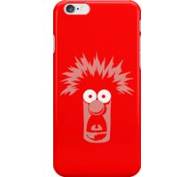 Muppets beaker disney geek funny nerd iPhone Case/Skin