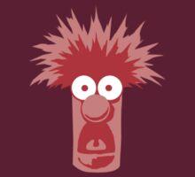 Muppets beaker disney geek funny nerd by katabudi
