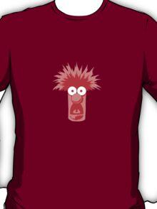 Muppets beaker disney geek funny nerd T-Shirt