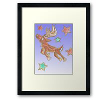 Sugar Cookie Wishes Framed Print