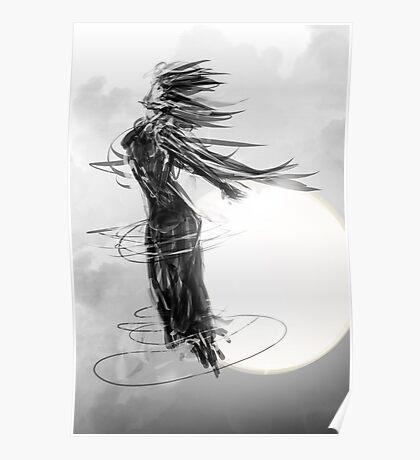 moon goddess Poster