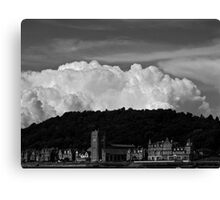 Clouds Over Oban Canvas Print