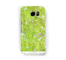 Massachusetts  USGS Historical Topo Map MA Gardner 350151 1954 24000 Samsung Galaxy Case/Skin