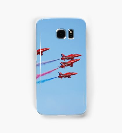 The Red Arrows, Hastings Samsung Galaxy Case/Skin