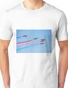The Red Arrows, Hastings Unisex T-Shirt